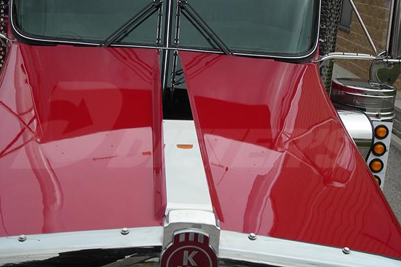 W900L Hood Strip image