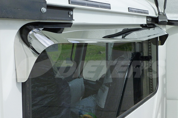 Sleeper Rear Window Sunvisor image