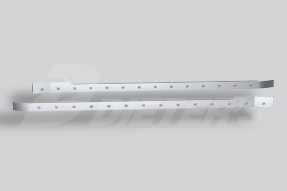 86″ Sleeper Skirts With Extenders image