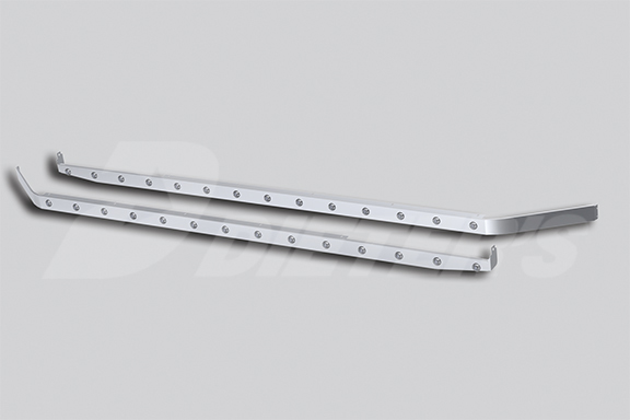 80″ Sleeper Skirts With Extenders for Underbody Exhaust image