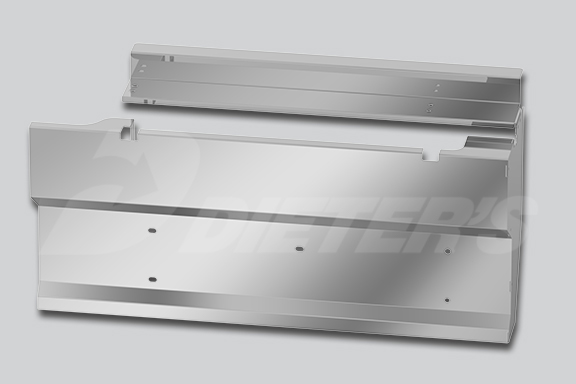 Step Cover – HX620 with Single DPF image
