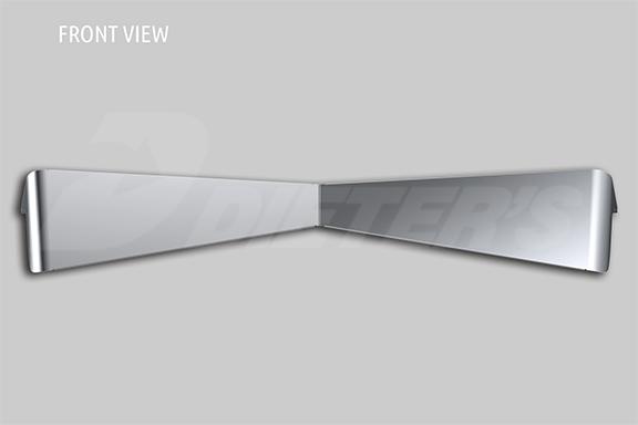Ultracab Boltless Bowtie Sunvisor image