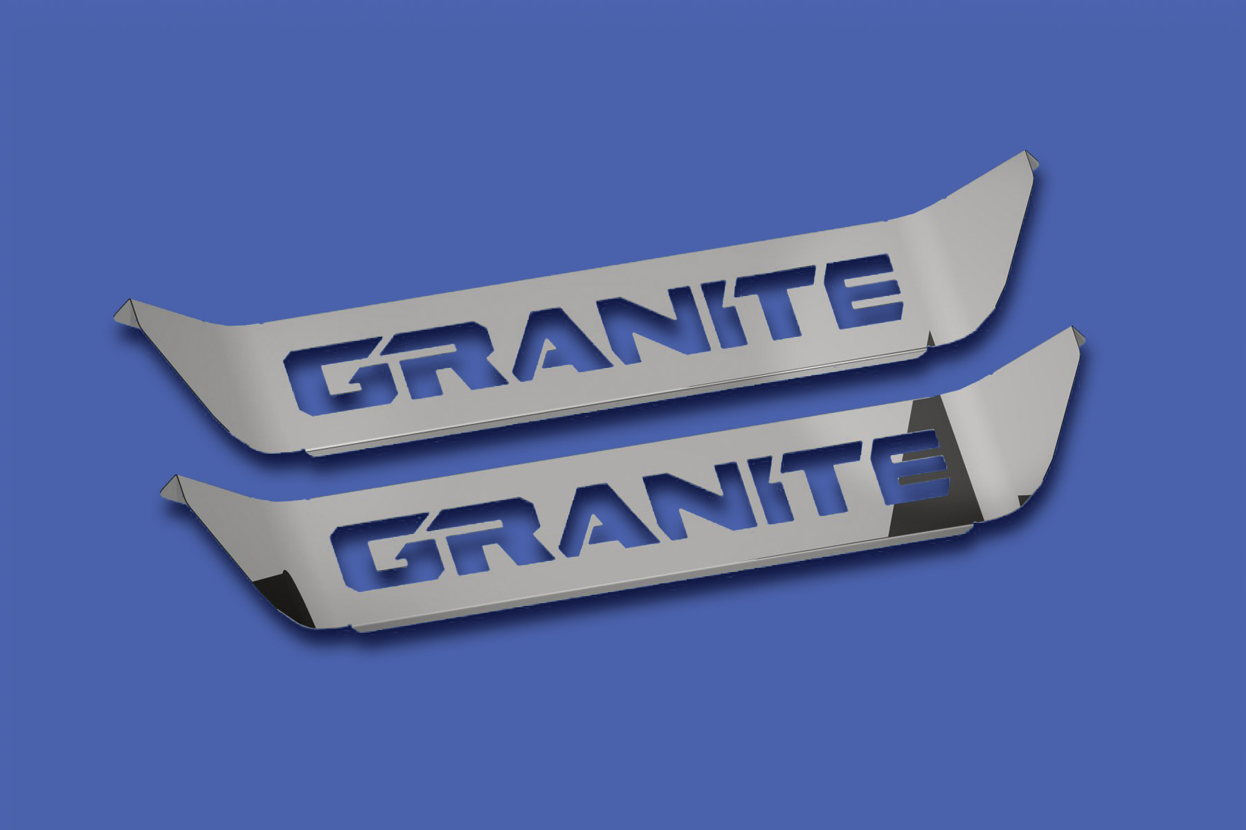 Granite Door Kick Plate image