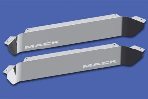 Kick Plates With Logo 3281-MSS235