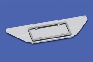License Plate Holder 3281-MSS236