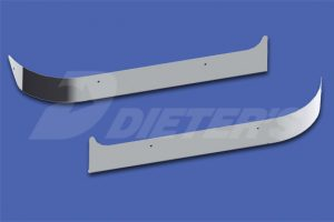 Under Headlight Fender Guards – Pinnacle Set-Forward Axle 3281-MSS243