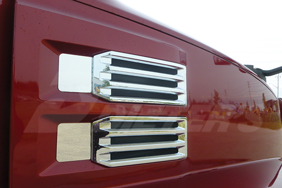 Air Intake Accents – Recessed Inserts image