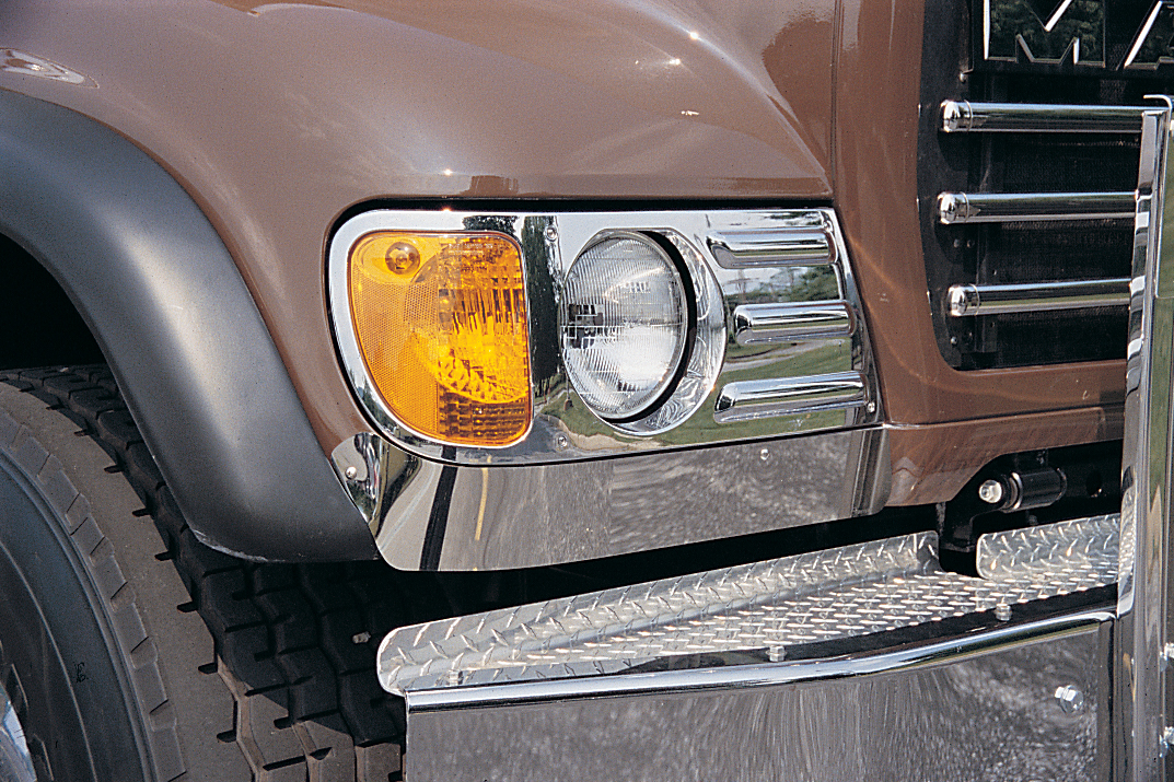 Below Headlight Fender Guard image