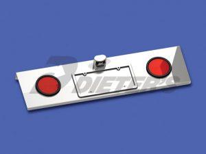 Rear Frame Plate DML DUA080Aw