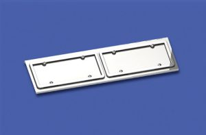 Under Bumper License Plate Holder ABP FL010