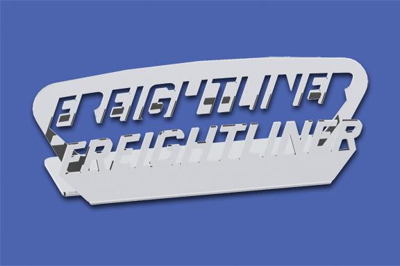Freightliner Business Card Holder image