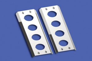 Rear Air Cleaner Light Bars WBP WSS250