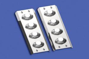 Rear Air Cleaner Light Bars WBP WSS255