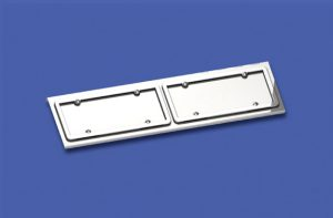 License Plate Swing Plate WBP WSS261