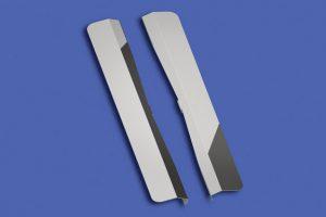 Door Window Deflectors WBP WSSC030