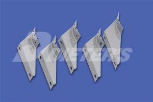 Sunvisor Bracket Kit WBP WSSC065w