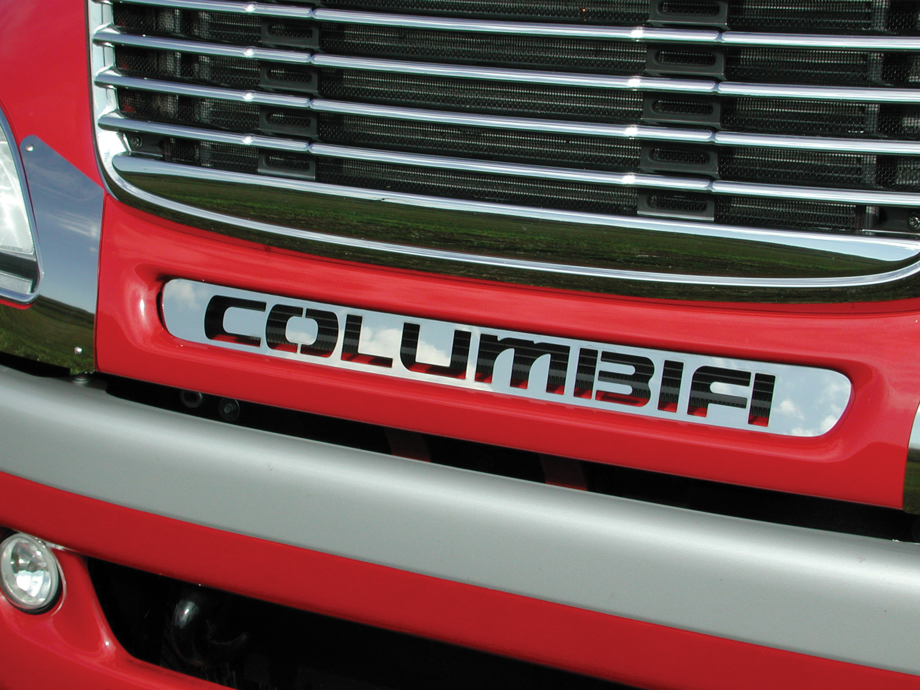 Columbia Grille Filler Panel image