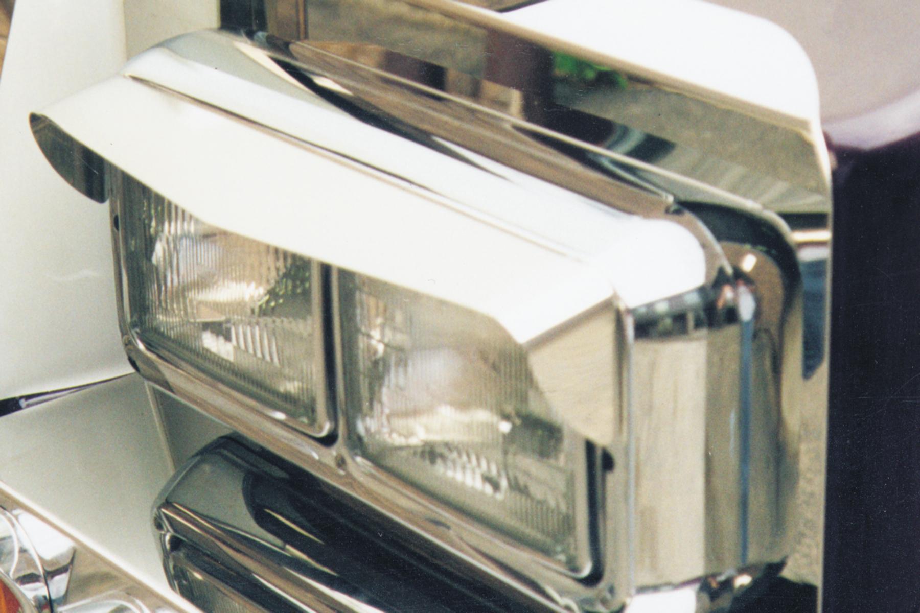 Double Headlight Visors image