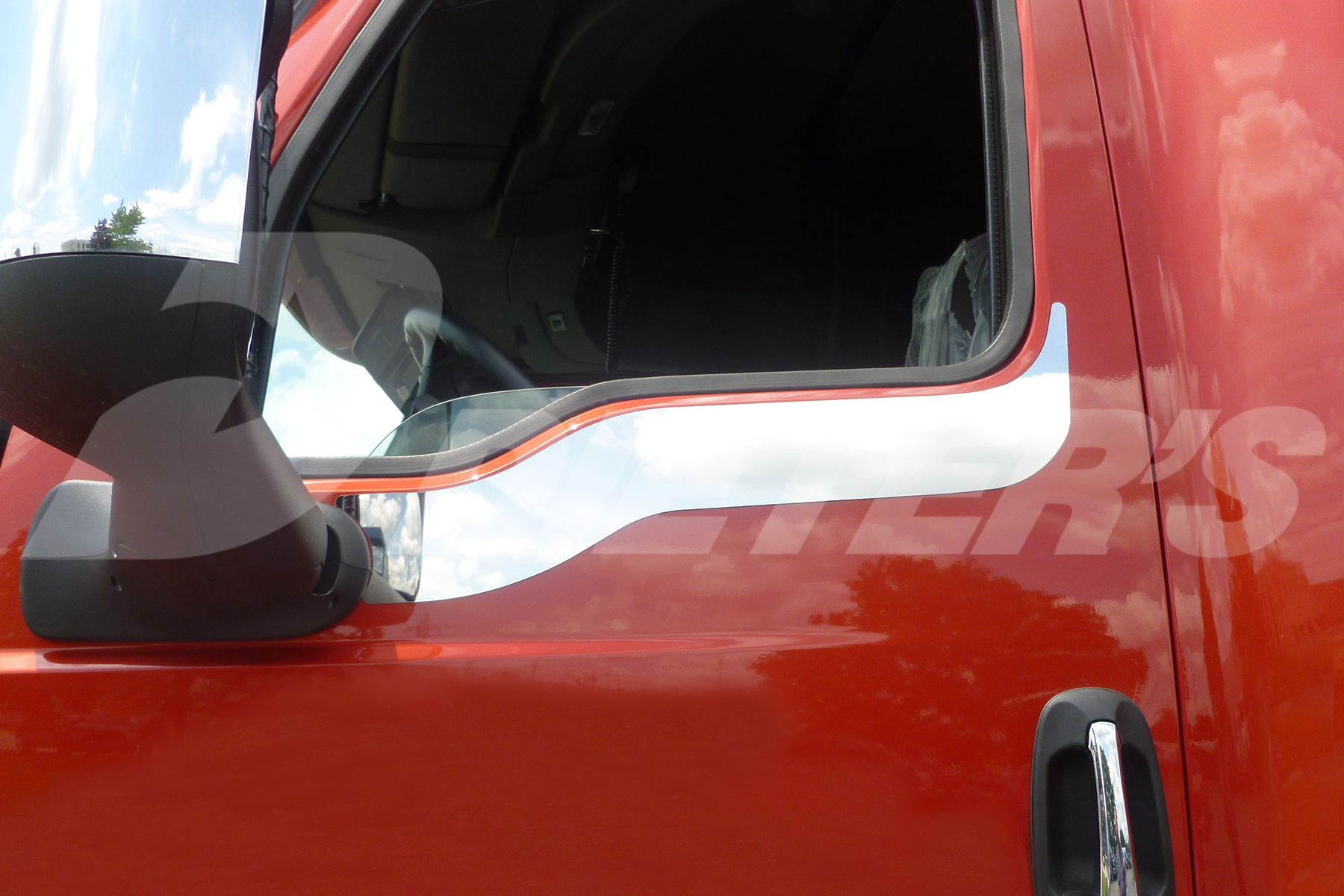 Door Window Trim – LT Series image
