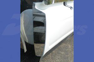Rear Fairing Trim – LT625 DN2379