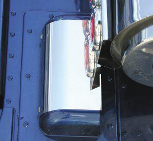 Fresh Air Intake Cover DN2038