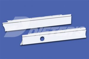 Cab Skirts – HX620 with Dual Exhaust DN2342