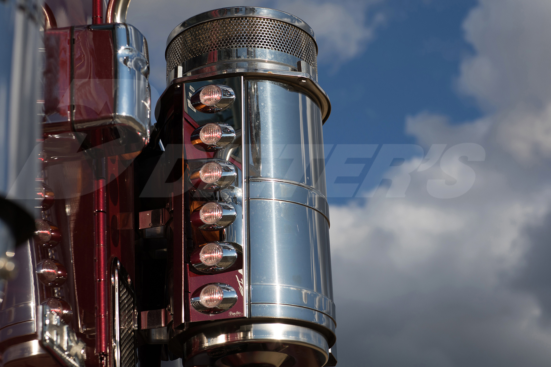 Air Cleaner Light Bars – HX620 image