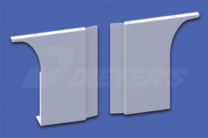 Hood Extension Panels – HX520 DN2392