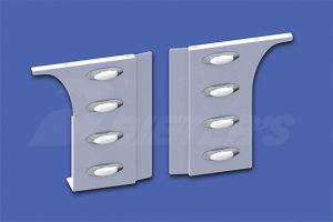 Hood Extension Panels – HX520 DN2394