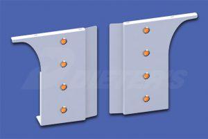 Hood Extension Panels – HX520 DN2395