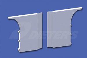 Hood Extension Panels – HX520 DN2397