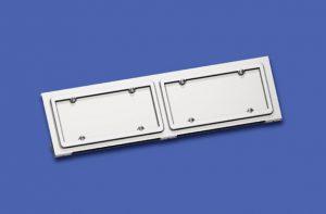 License Plate Holders 85103552 (DVO 002B CDN)
