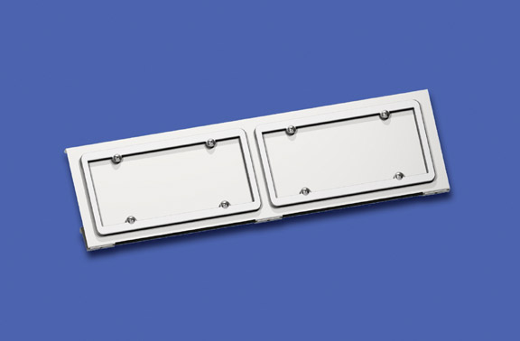 License Plate Holders image