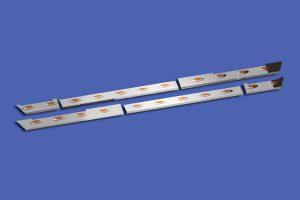 Center Fairing Trim For Generator Option 780 Models 85135850 (DVO 243 CDN)
