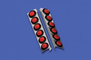 Rear Air Cleaner Light Bars MD0297