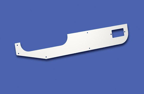 Aerocab Door Kick Plate image