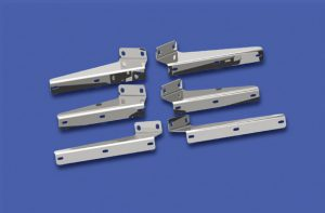 Ultracab Sloped/Extended Sunvisor Bracket Kit 1