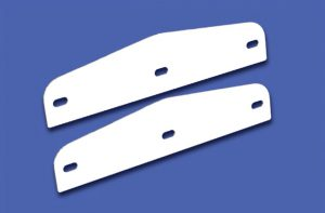 W900L Front Fender Mudflap Reinforcement Bracket 1