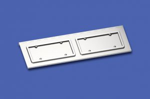 License Plate Swing Plate 1