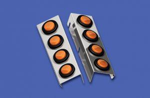 Farr Air Cleaner Front Light Bar 1