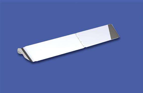 Standard Cab Flat Glass Extended Sunvisor image
