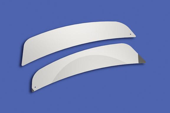 T600 Headlight Fender Guards image
