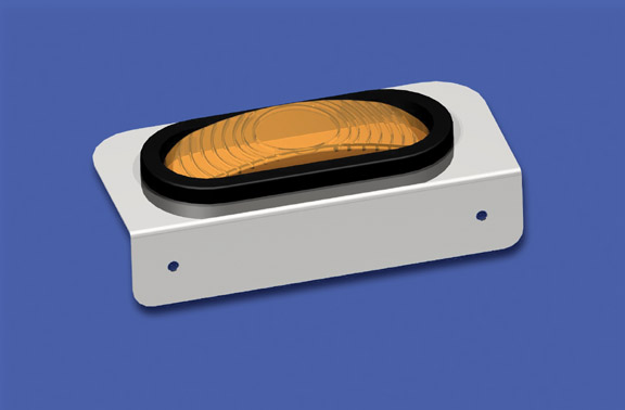 Oval Light Bar image