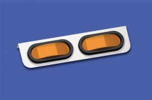 Oval Light-Light Bar 3281-MSS067