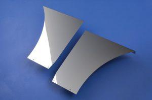 Lower Rear Hood Panels 1