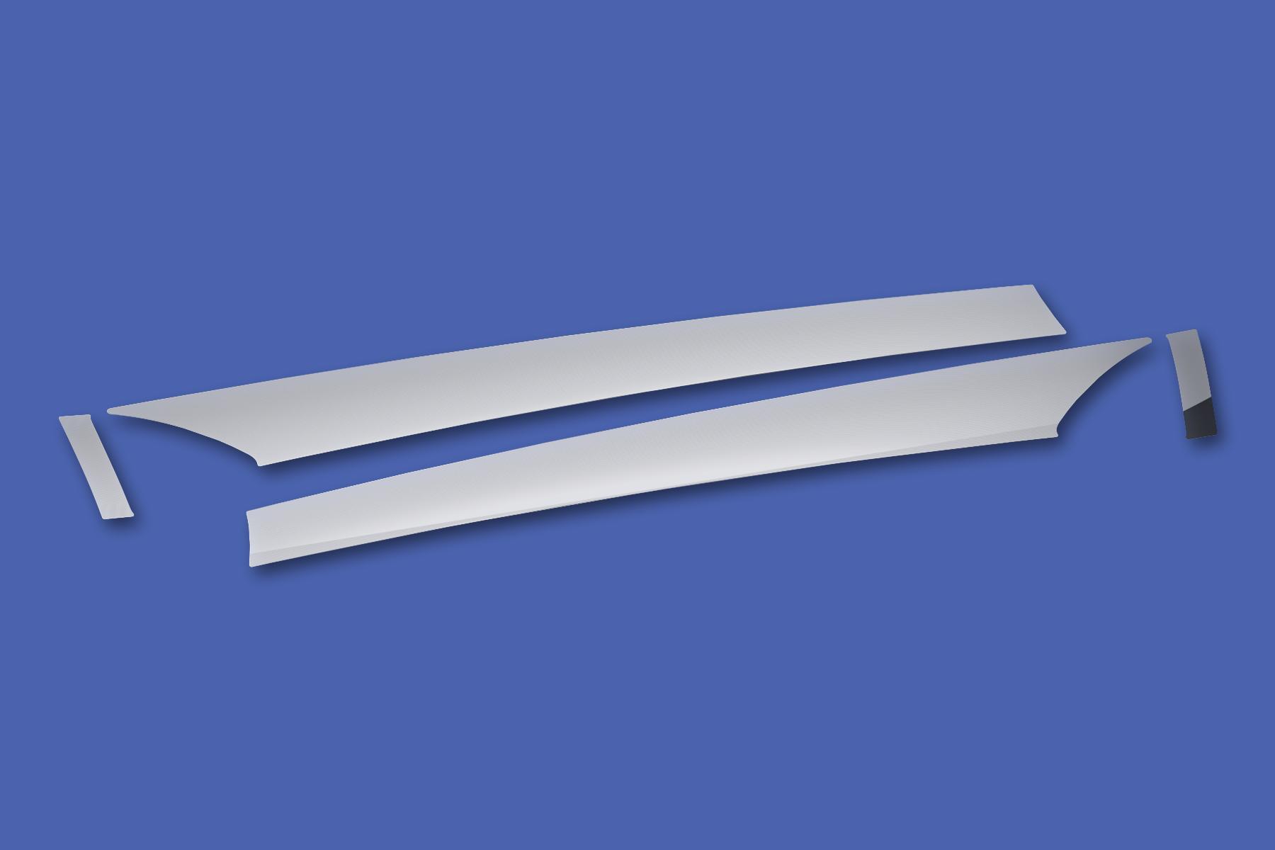 Side Hood Trim – T680 Long Hood image