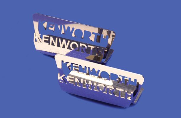 Kenworth Business Card Holder image