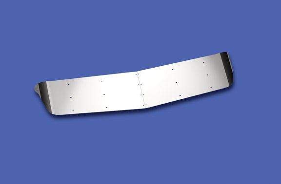 Standard Flat Glass Sunvisor image