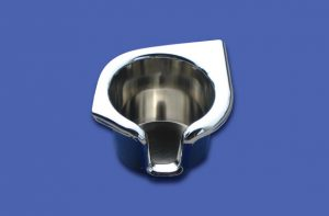 Chromed Cup Holder 1