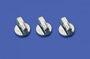 Chromed Control Knobs 1